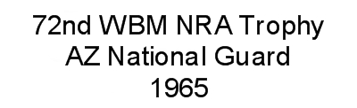 Nat Gd NRA Trophy 65