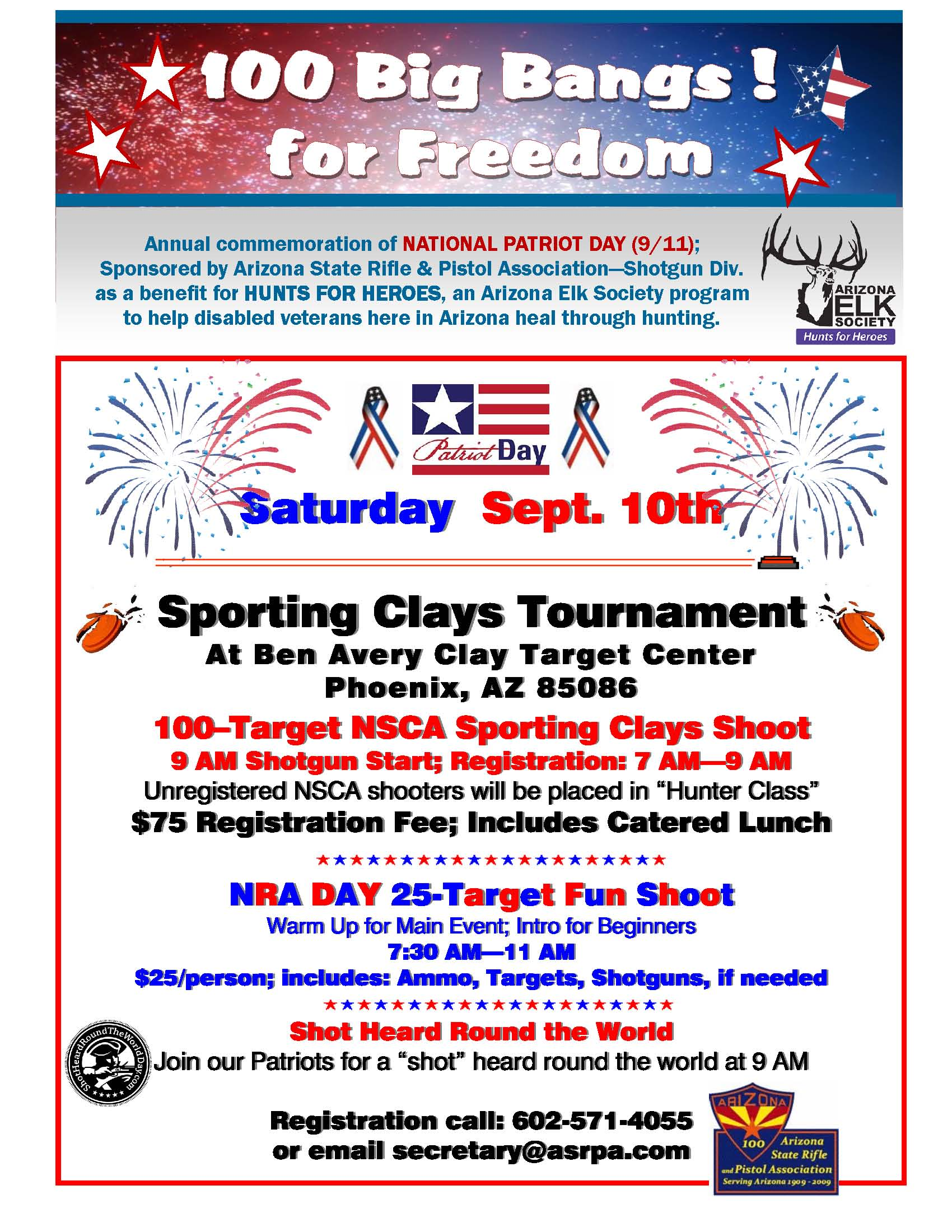 Sept 10_2016_Sporting Clays Tournament AES
